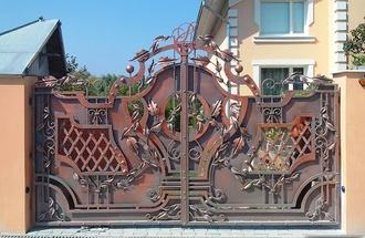 Русские автоматические двери